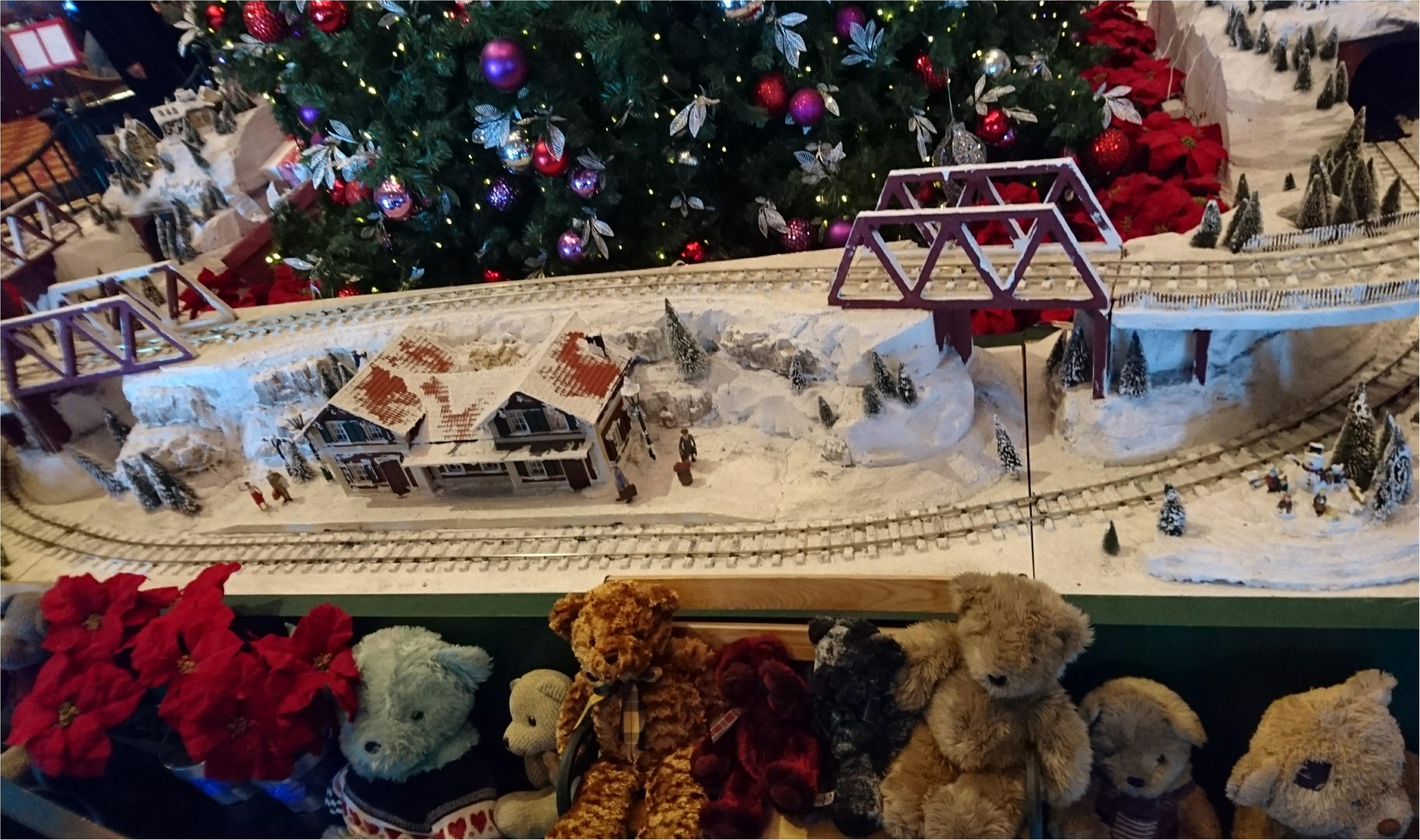 ウェスティンのクリスマス♡おすすめはランチビュッフェ(。・ω・。)_2