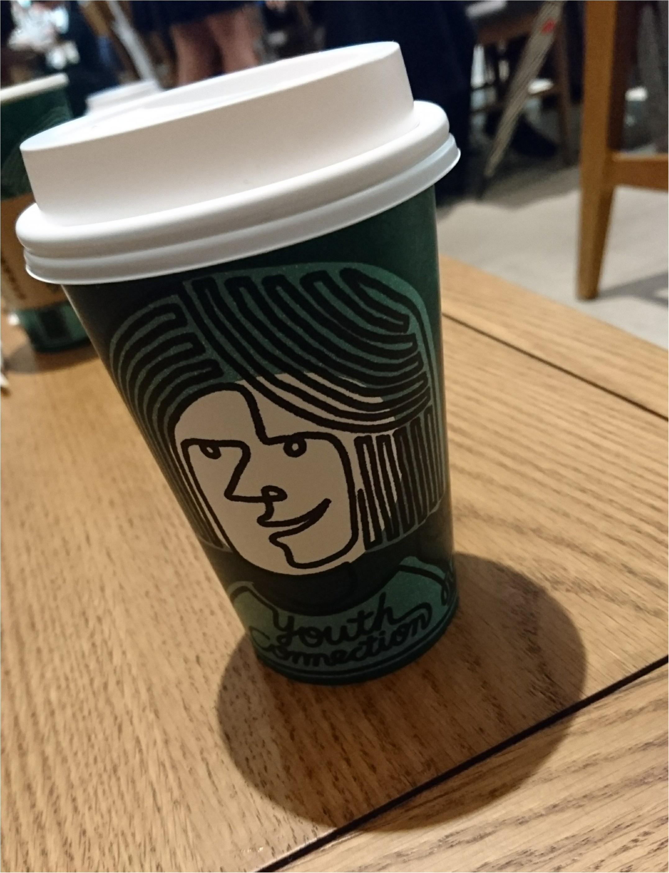 【スタバ】今日からカップがグリーンに.。o○ハミングバードプログラムって知ってますか?(*´-`)_1