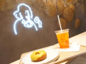 《ご当地MORE✩京都》おしゃれすぎる❤️と話題!【koe donuts kyoto】へ行ってきました☻