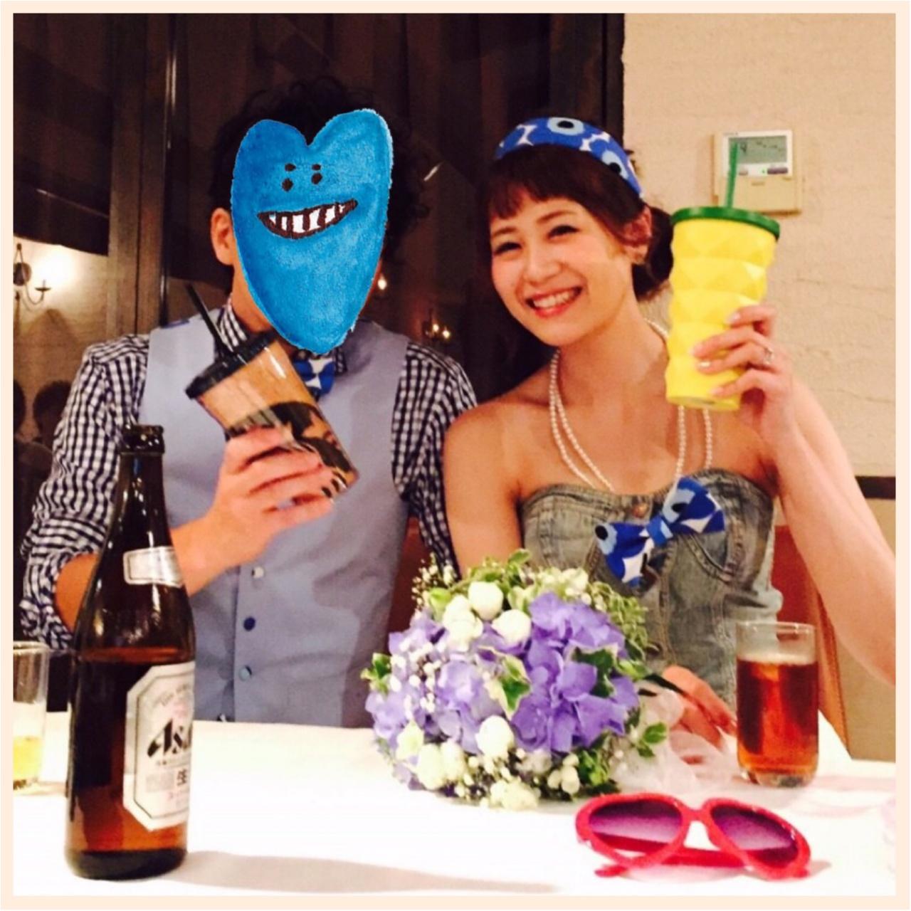 【ゆい婚】二次会はみんなと楽しみたいからおもいっきりカジュアルに!_4