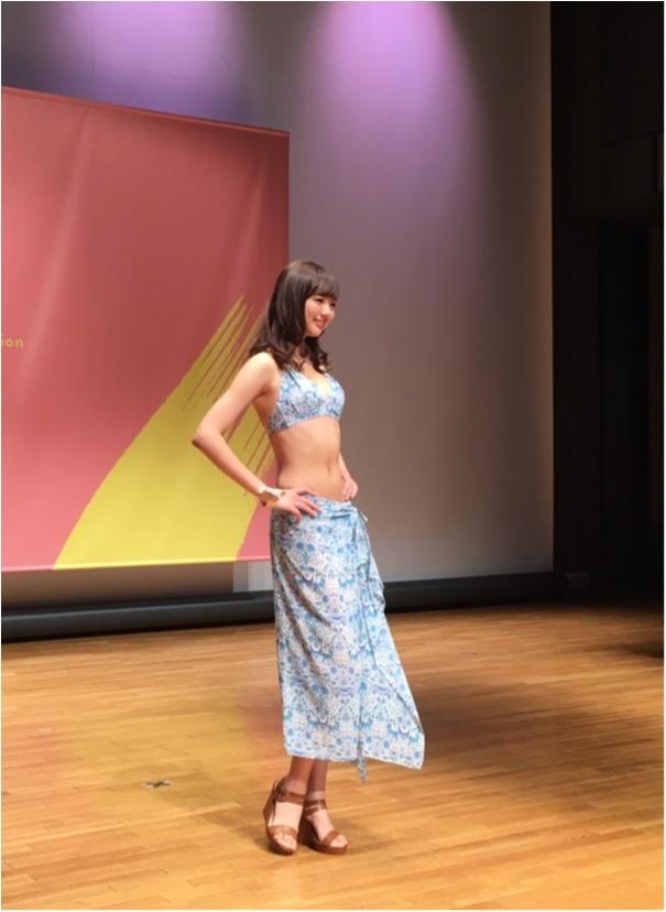 来年流行る水着のトレンドをいち早くチェック!三愛水着の展示会にいってきました!_7