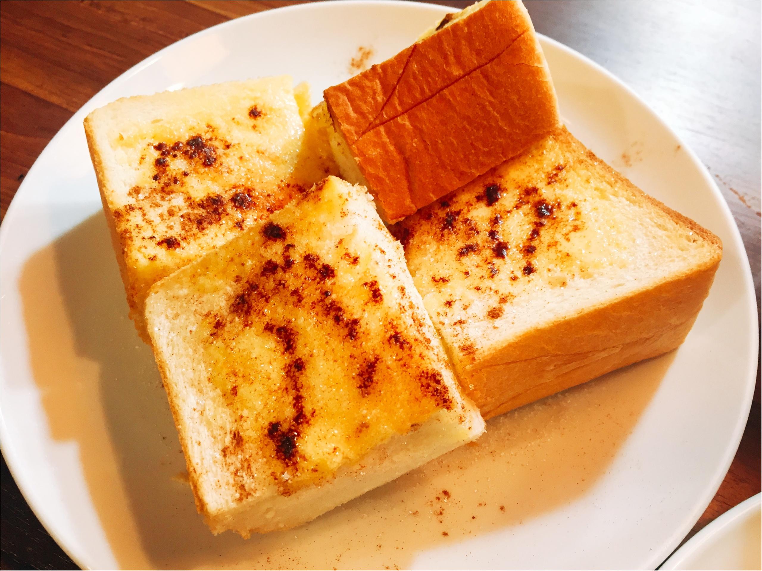 【名古屋グルメ】喫茶店「アバンテ」のトースト♡名駅内でサクッと軽食に◎_5
