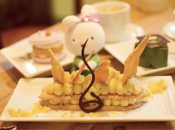 【岐阜】下呂で美味しいと有名なケーキ屋さん「ジークフリーダ」【カフェ】