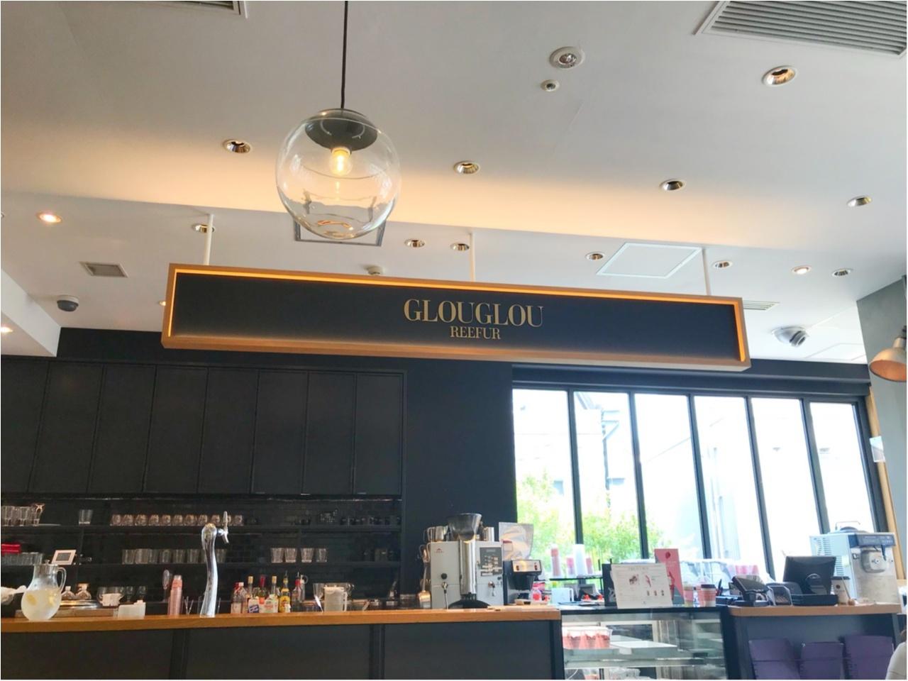 代官山♡梨花さんのカフェ_3