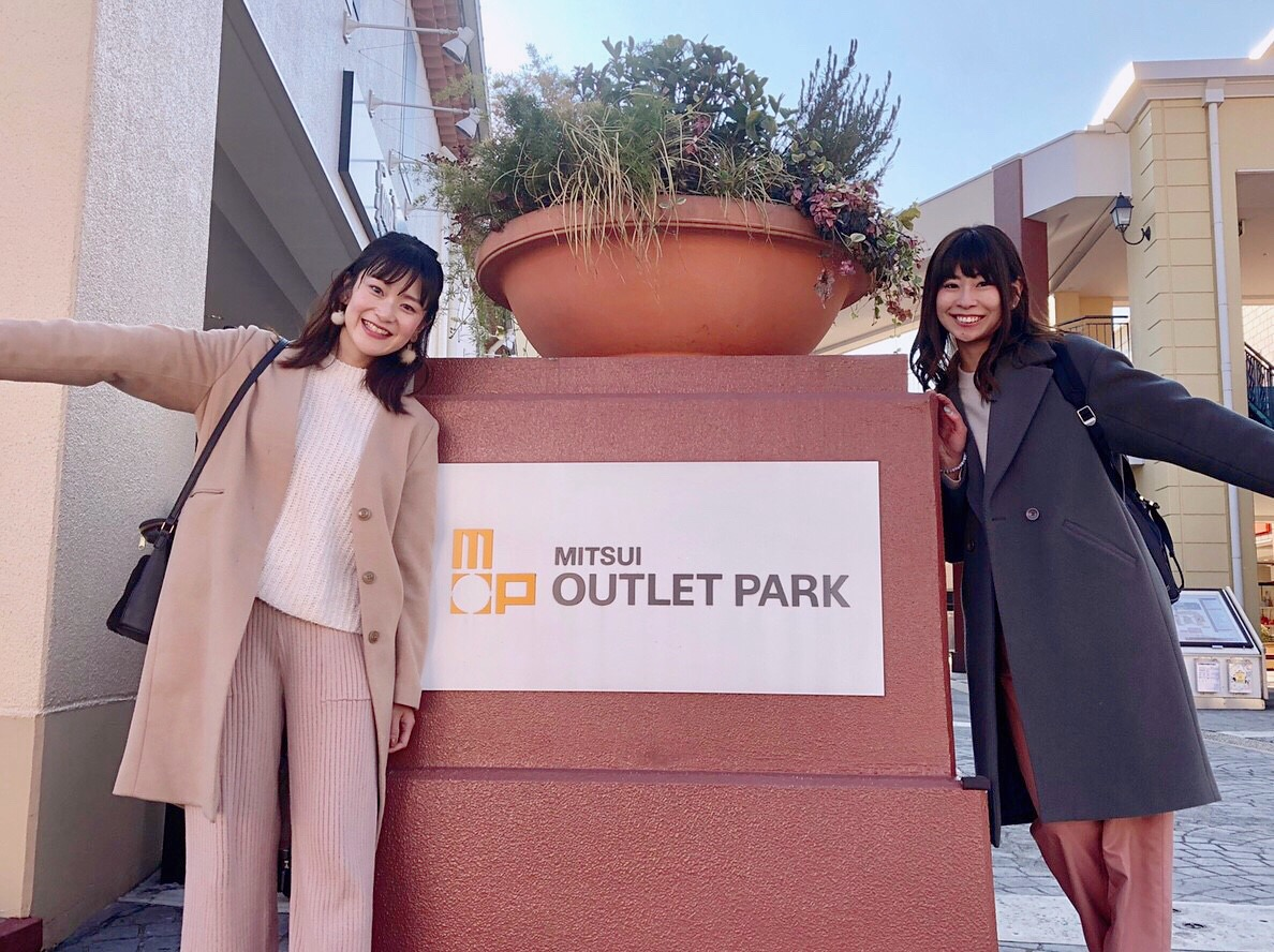【三井アウトレットパーク】多摩南大沢に行ってきました♡♡_1