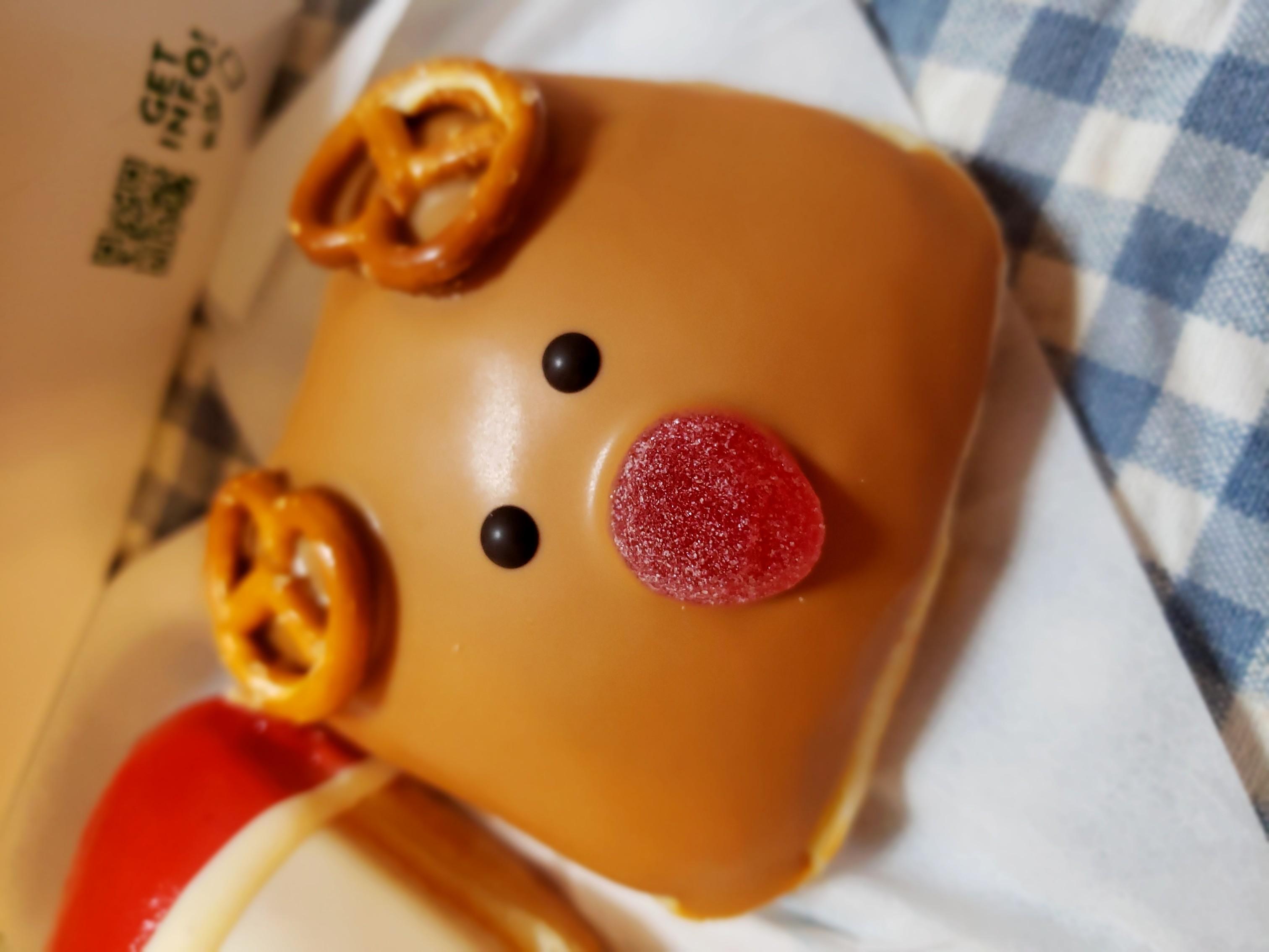 【Krispy Kreme DOUGHNUTS】かわいいドーナツでクリスマス気分♪_3