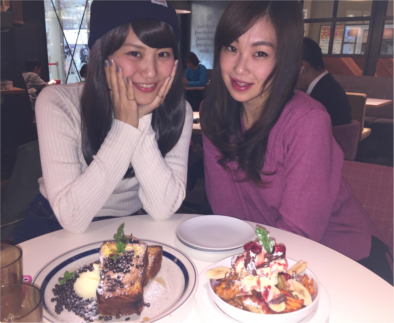 【FOOD】1000円以下でいいんですか?!絶品♥︎WIRED CAFEのフレンチトースト_1