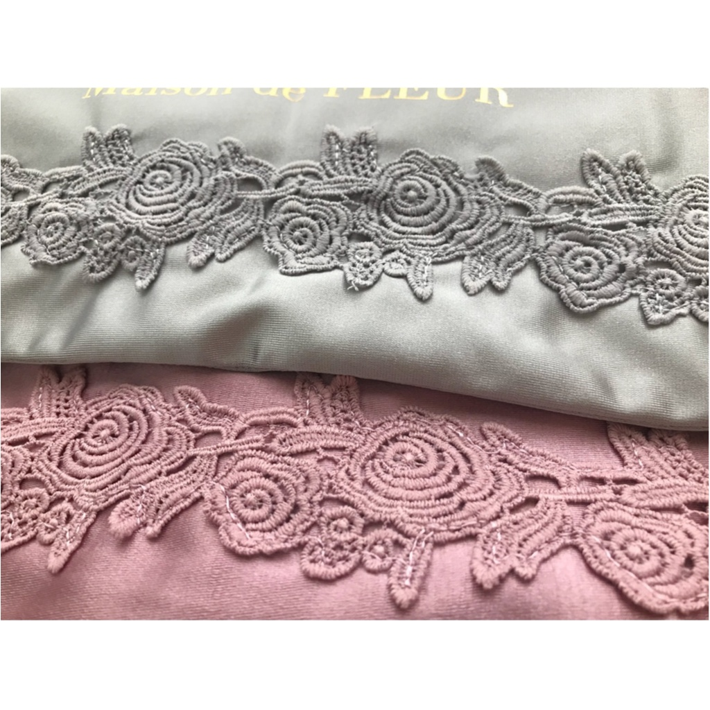【Maison de FLEUR】旅行荷造りに最適!ぴったりサイズの巾着が大活躍!_3