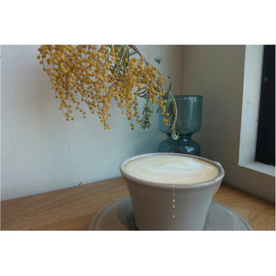 〈本当は内緒にしたい...!!〉カフェラテが美味しい都内のお気に入りカフェ。_10