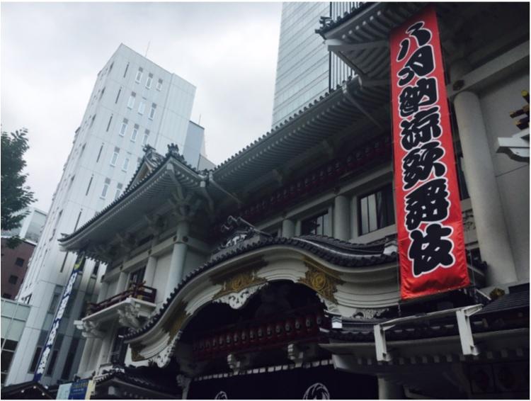【歌舞伎のススメ 其の1】歌舞伎ビギナーさんにこそおすすめしたい!初めての『幕見』!_2
