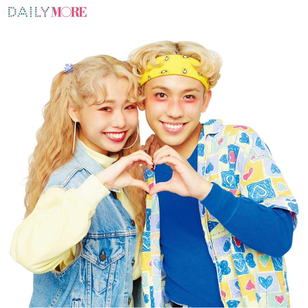 日本一ラブラブなカップルの秘密を大公開! りゅうちぇる&ぺこの「安心LOVE ルール♡」_1