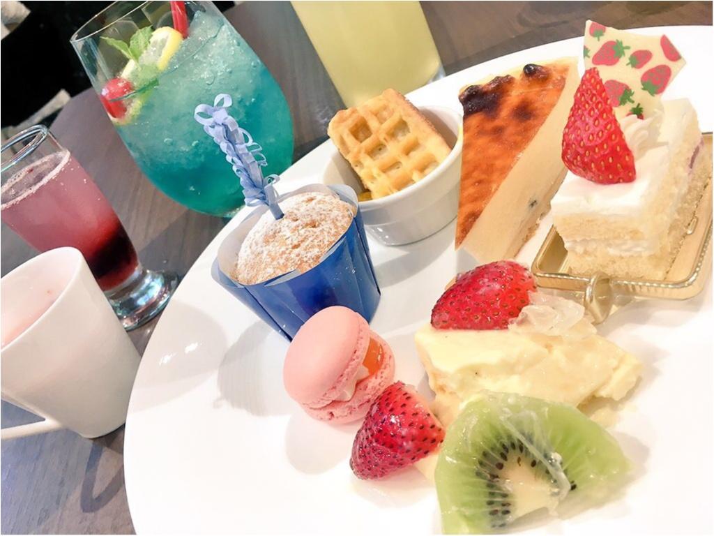 写真たくさん♡京王プラザホテルのプリンセスマーメイドプランで素敵なナイトプールタイムを♡_4