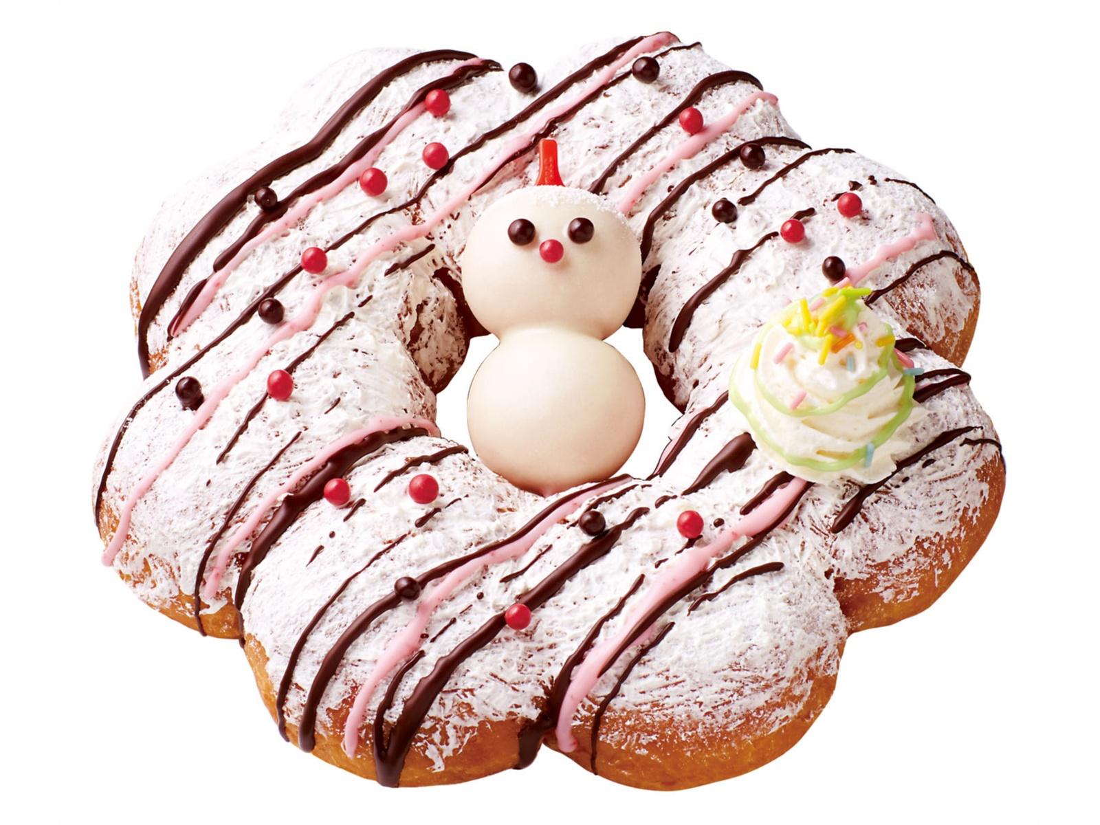 ミスタードーナツ でスヌーピーなスペシャルクリスマスはいかが 2