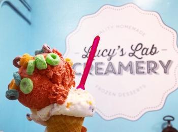 <ハワイのnew人気スポット>フォトジェニックなアイスクリームを食べるならココ♡