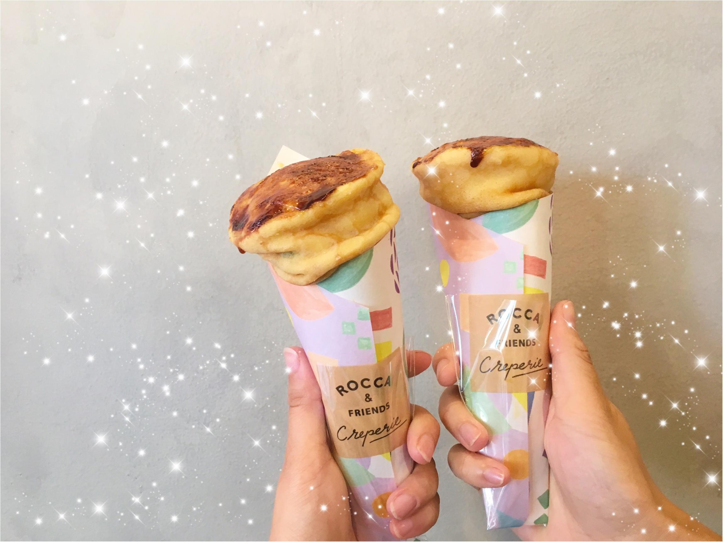 パリッ、トロ〜!クレームブリュレのクレープが絶品なカフェ♡♡_2