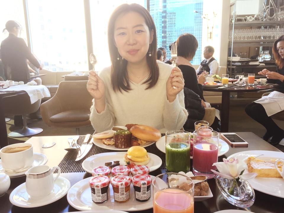 平日お休みをとっていこう!コンラッド東京の朝食ビュッフェが最高。4347円→3500円で♡_18