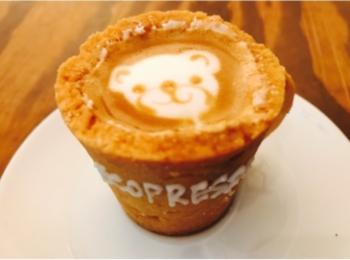 大阪にある「R・J CAFE」で《エコ》プレッソを♡