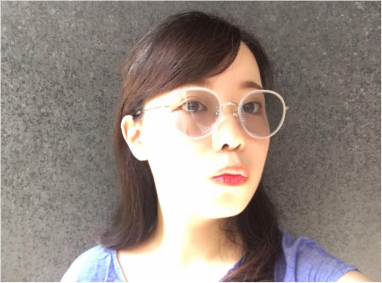 【JINS】プチプラサングラスはJINSでゲット!大人っぽグレーなら秋も使える♡_3