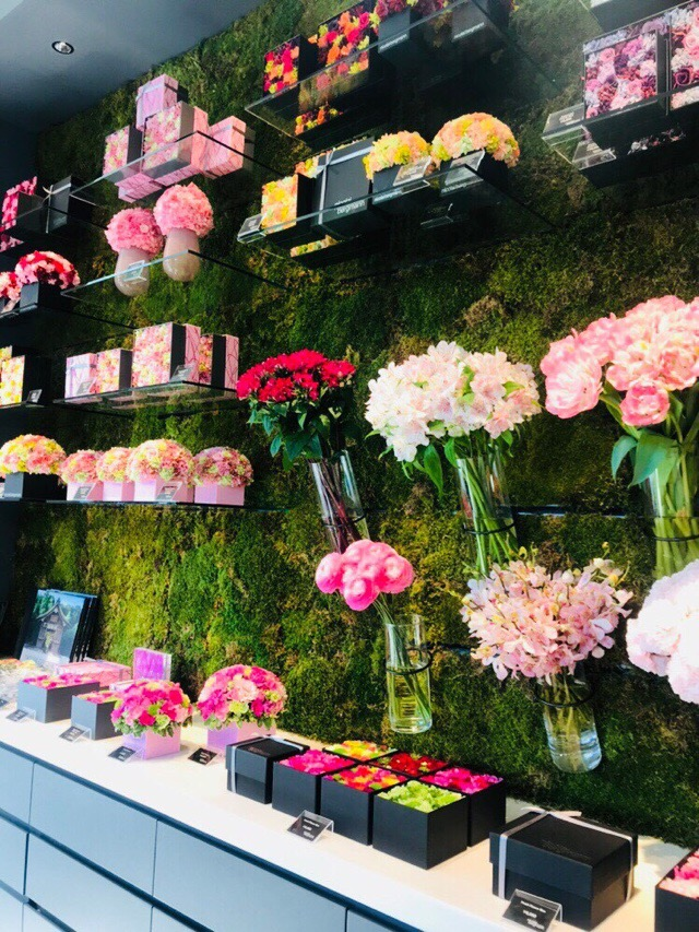 【NomuKobe】お花のテーブルで素敵なカフェを♡♡_2