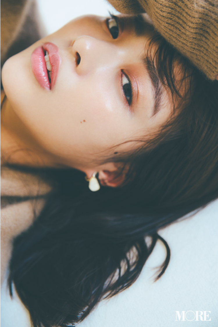 目もとも唇も、ぐんとおしゃれになる「大人なモーヴピンク」メイク♪ 記事Photo Gallery_1_7