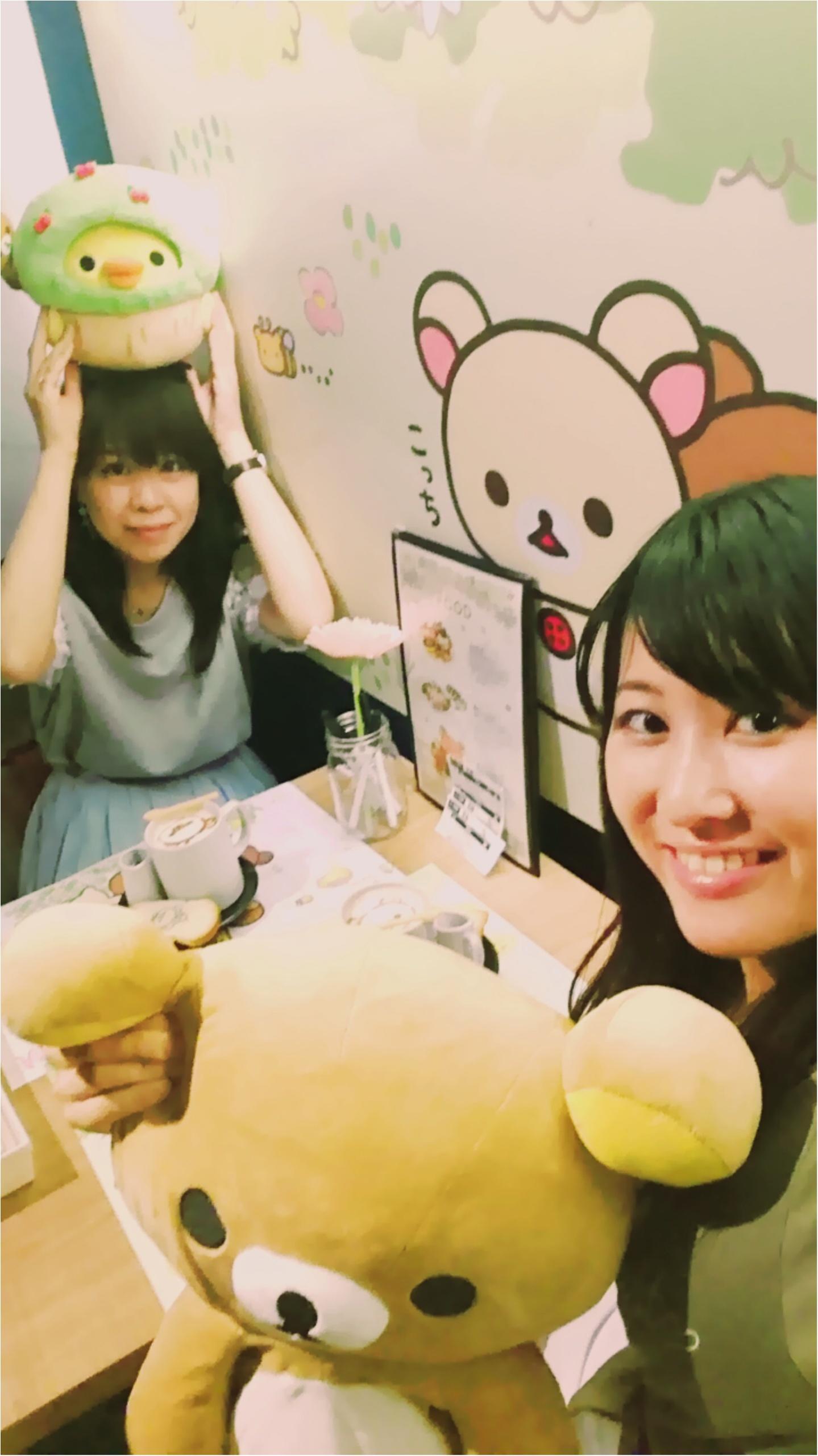 もう予約した?大阪に上陸したリラックマカフェがかわいすぎっ♡byみそ_2