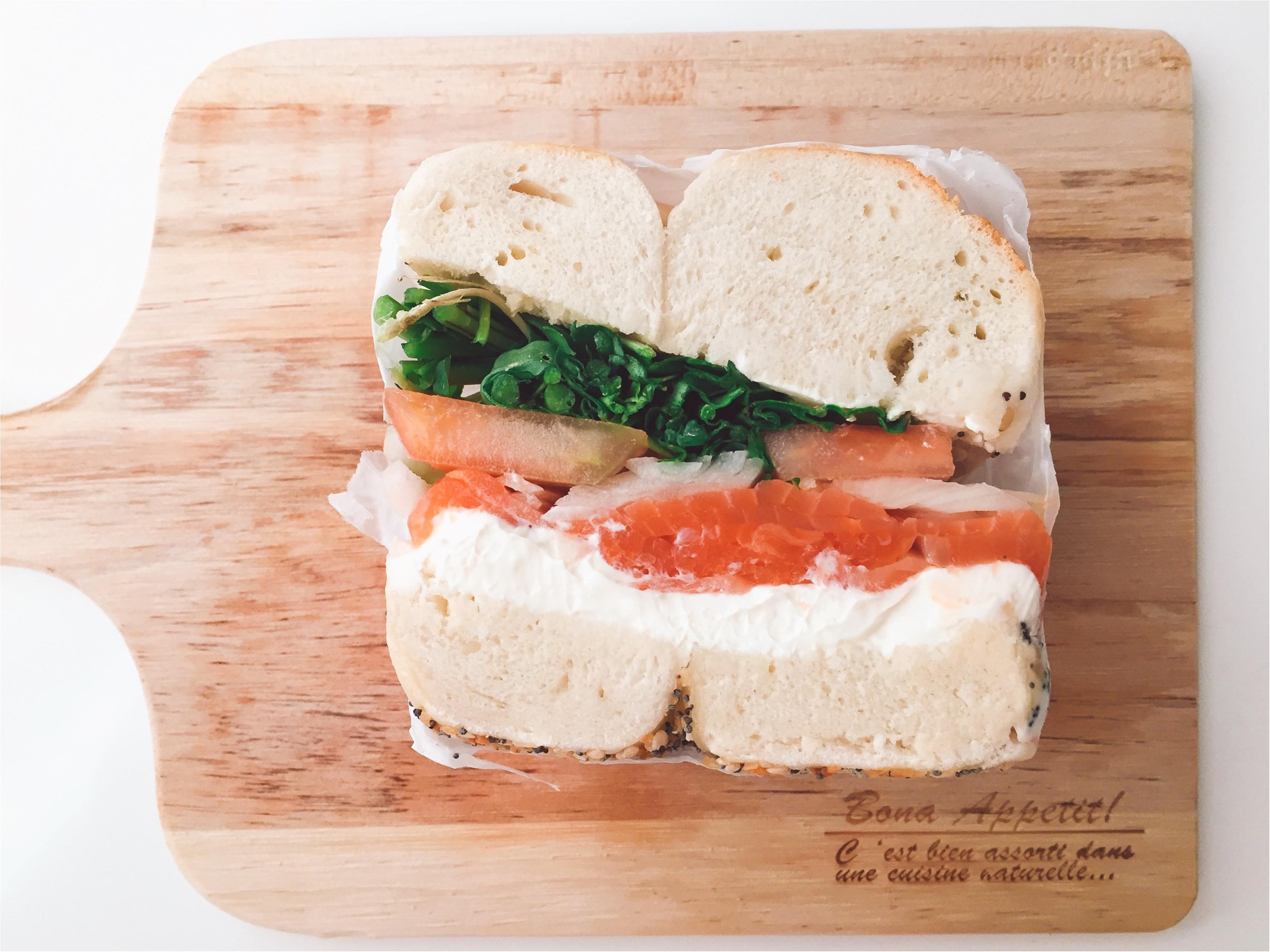 【東京の美味しいパン屋巡り】〜ベーグル専門店『マルイチベーグル』〜_1