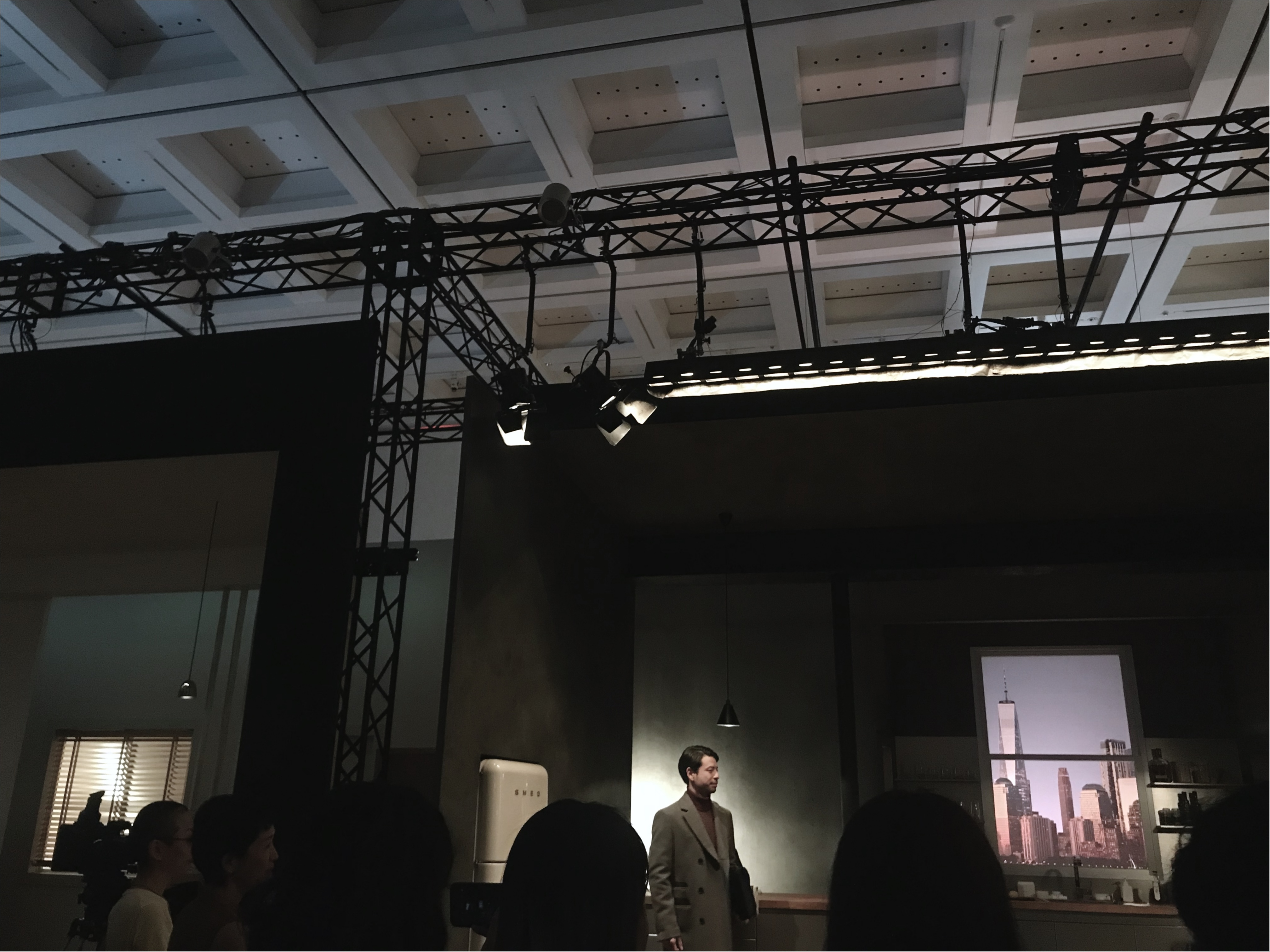 """【HERMES展】六本木で開催中の展示会"""" 彼女と。"""" シネマ体験で映画の世界へ入り込む!_4"""