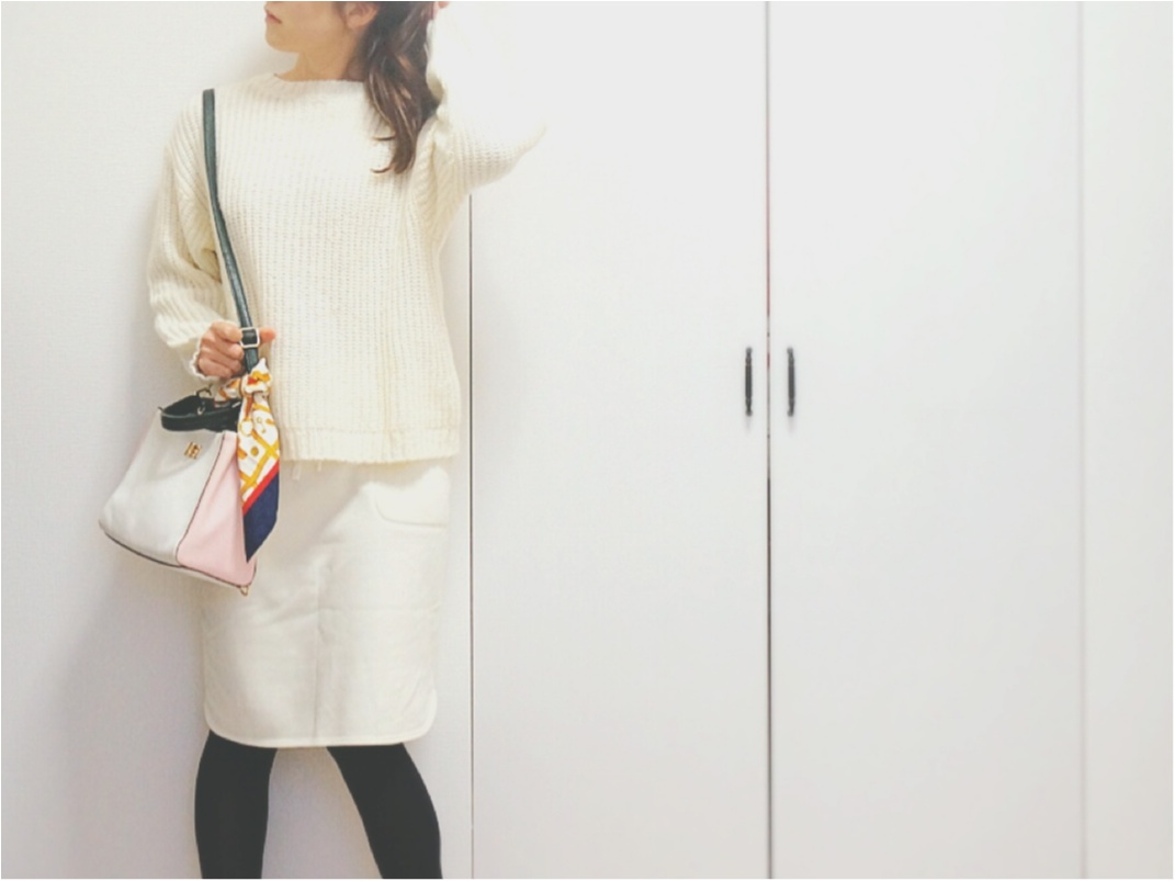 【UNIQLO誕生感謝祭第3弾!】寒い冬もこれで暖か&快適に❤️着回しもしやすい《優秀スカート》を色ち買い!_1