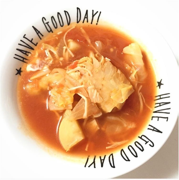 "【FOOD】短期集中ダイエットには、やっぱり""脂肪燃焼スープ""!アレンジ自在で美味しく健康的にWEIT DOWN◎_1"
