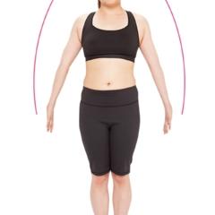 【動画もチェック!】二の腕、背中、お腹など気になるラインすべてにアプローチ! 全身やせエクササイズ!【#モアチャレ 7キロやせダイエット】