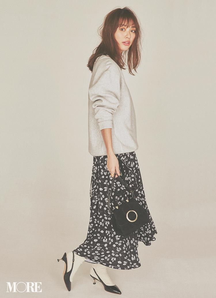 『ミラ オーウェン』特集 | 上品・大人っぽさ・おしゃれ・ファッション・20代ファッション・春コーデ・花柄_1_5