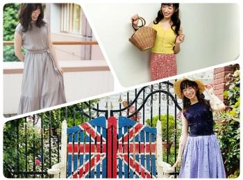 アラサーOLの大人可愛い夏服3コーデ♡横浜ジョイナスでsnidel, cocodeal ,STRAWBERRY-FIELDS, FRAY I.Dをはしごショッピング♪