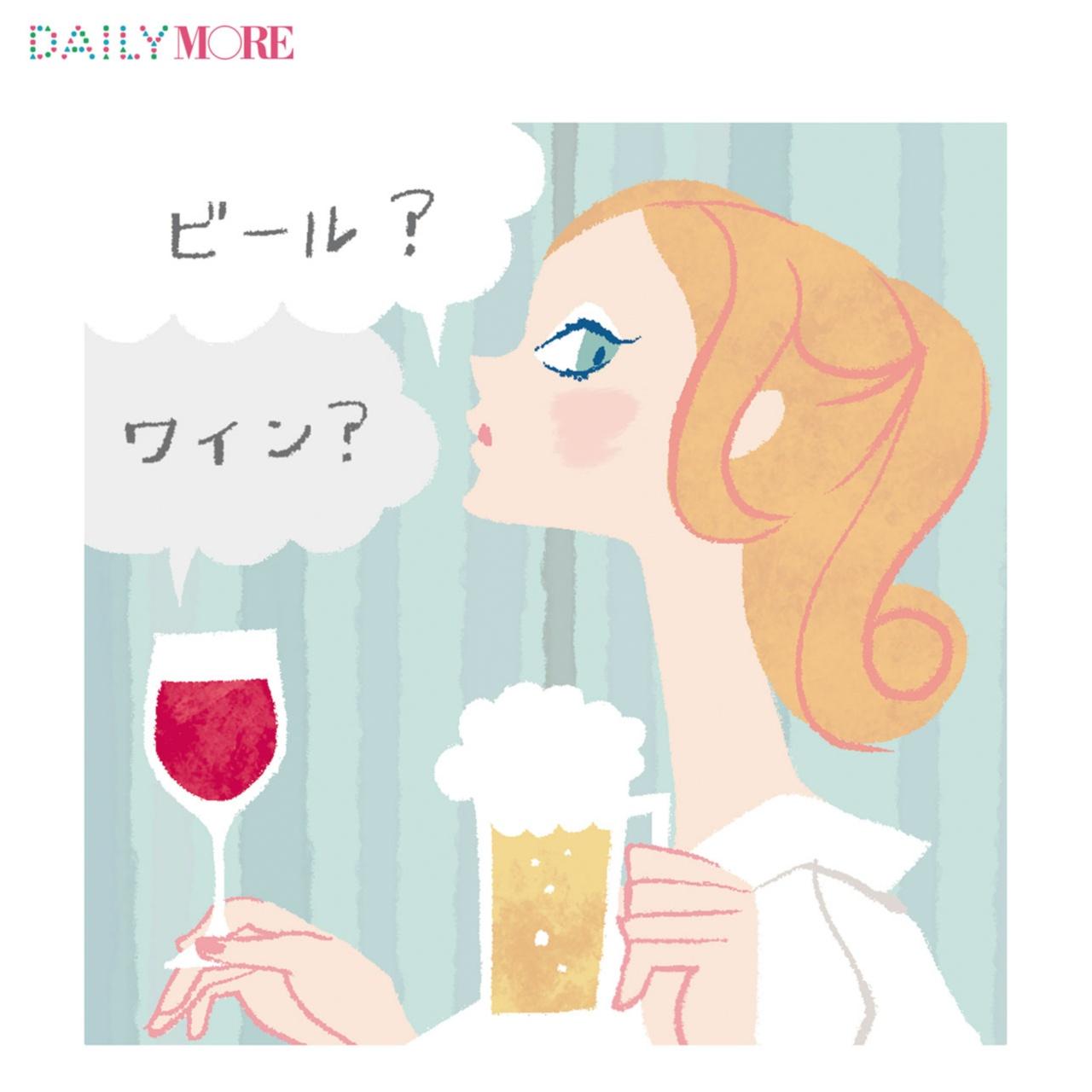 やせたいなら、ワインよりビールを飲むべし! 「太らない生活」どっちでSHOW!~ドリンク編~_1