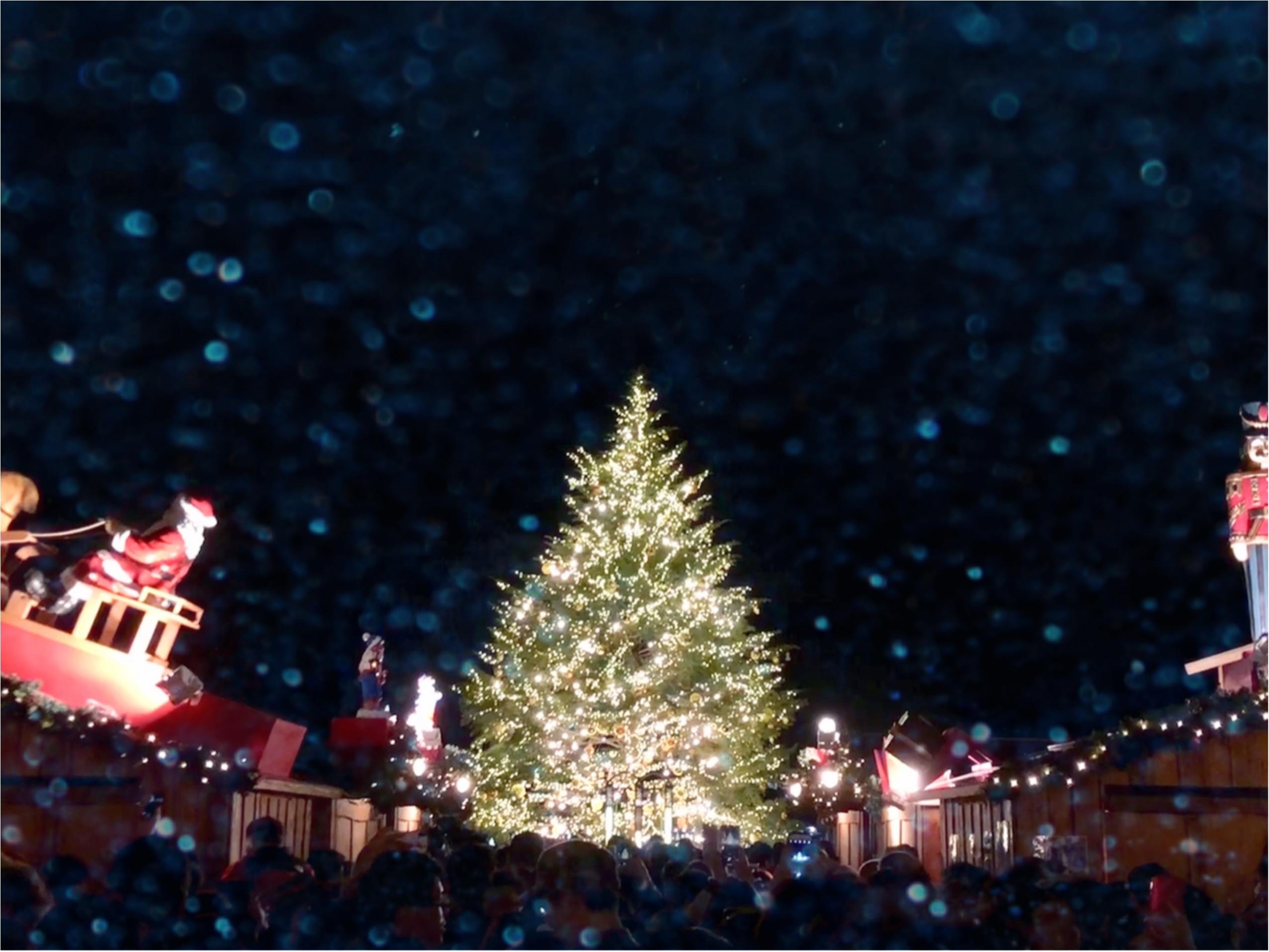 横浜赤レンガ倉庫【クリスマスマーケット】点灯式に行きました!_4