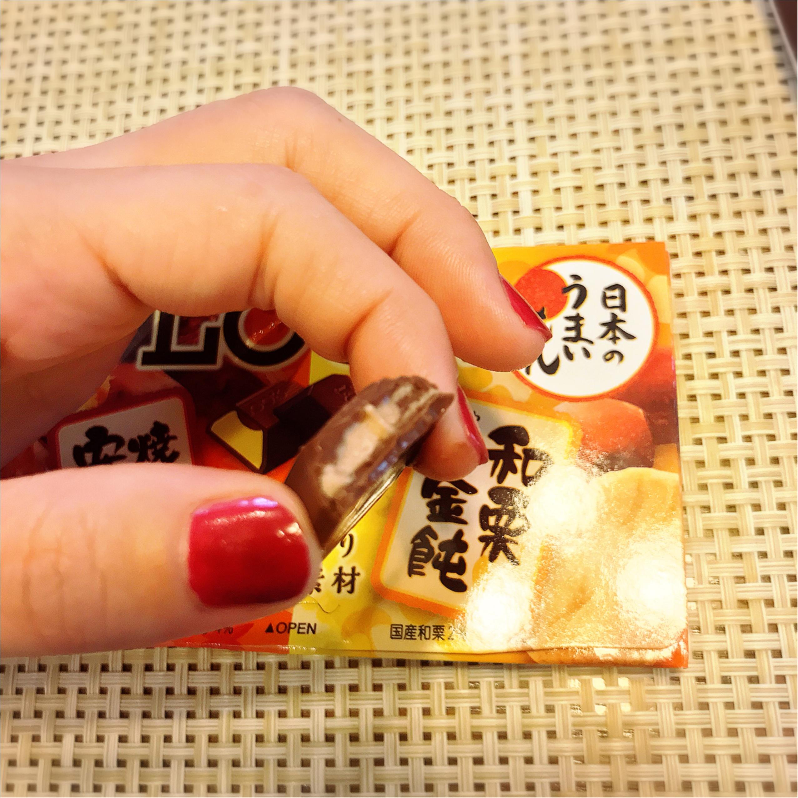 【秋チョコ】不二家LOOK(ルック)に安納芋と和栗金飩の新作フレーバーが登場♡_2