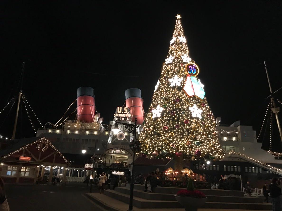 今年も「ディズニーシー クリスマス」に行ってきた!_10