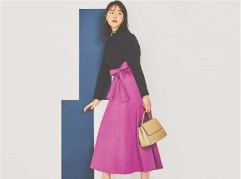 ちょっと上のおしゃれも目指せる! 旬の【トレンチスカート】コーデ15選 | ファッション(2018年秋)