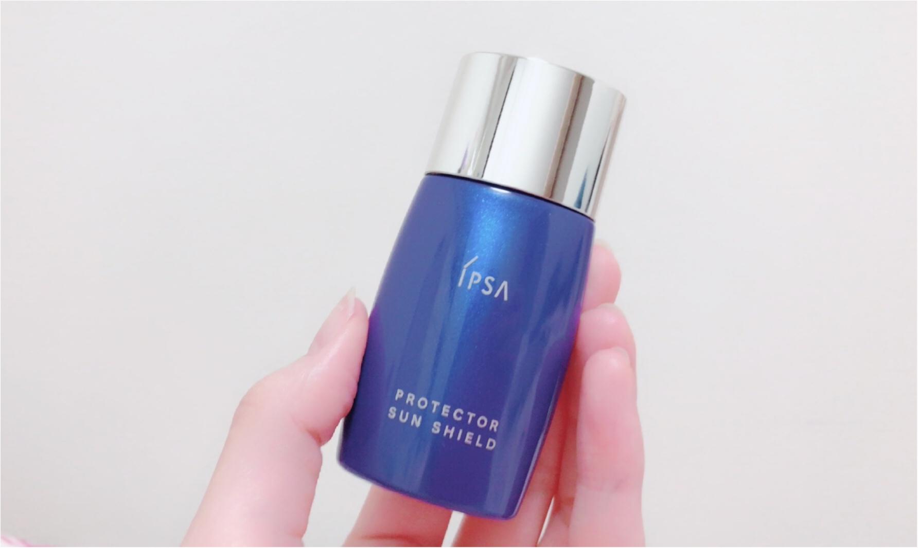 この夏の紫外線予防は《IPSA》に決まり♡肌美人御用達コスメで目指せ美白維持❤️_1