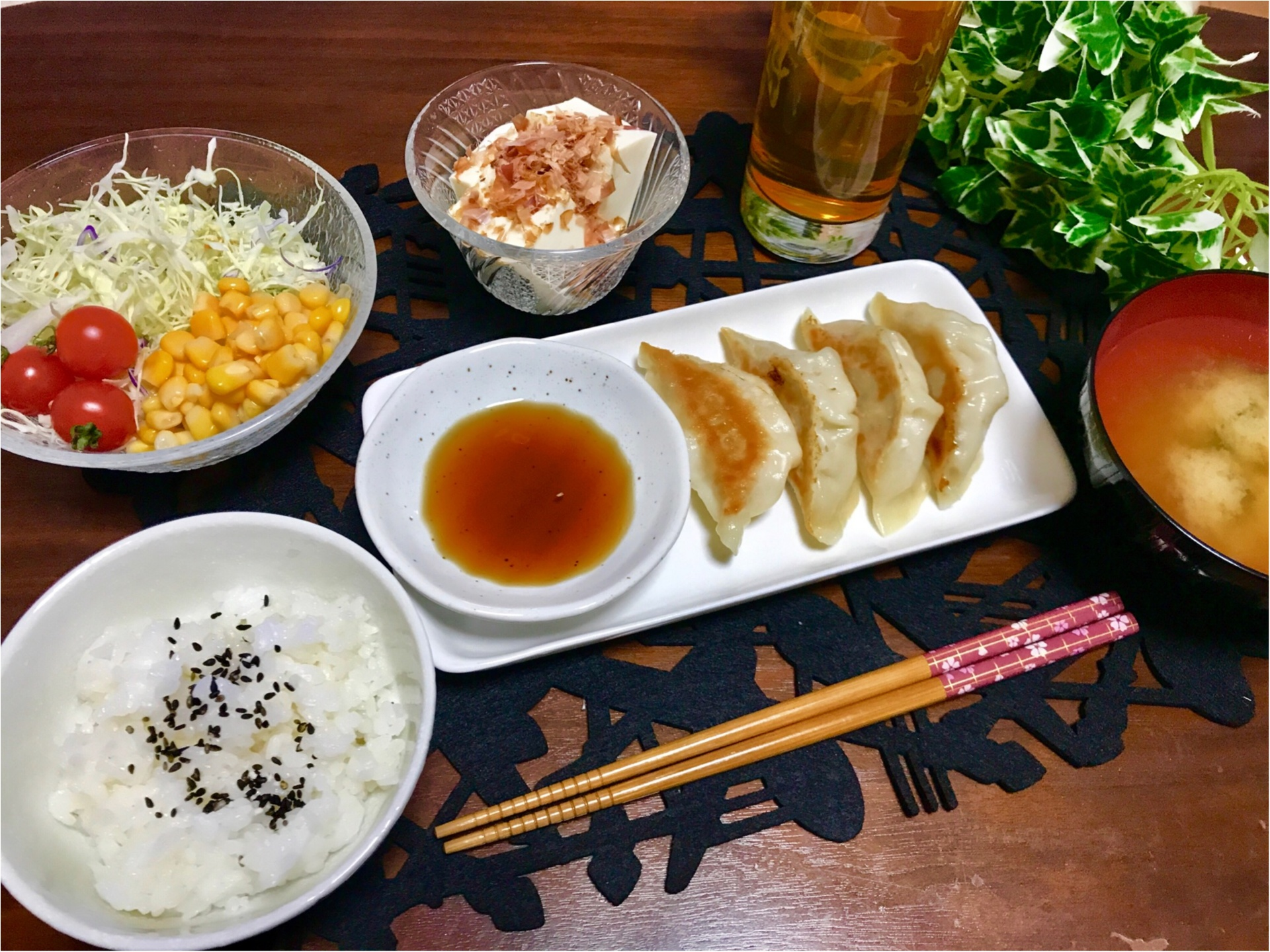 大人気料理ブロガー《みきママ》考案!肉汁がすごい【鶏ナンコツ塩餃子】を試食♡_7