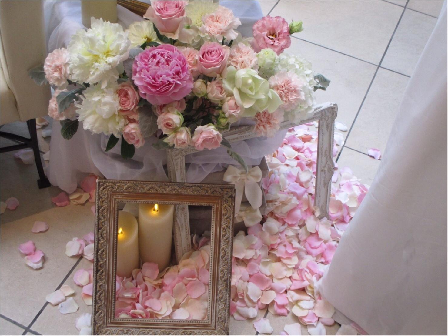 世界一「姫!」な花嫁さん♡ももえちゃん結婚式レポ♡_14
