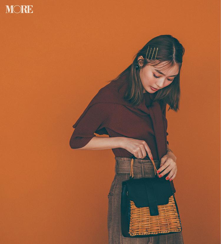 カーディガンコーデ特集《2019年版》- 『アニエスベー』の名品など20代女子におすすめのカーディガンまとめ_16