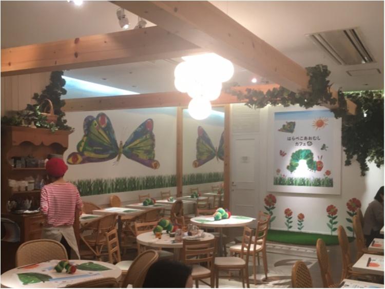 【フォトジェニグルメ】8/31まで!『はらぺこあおむしカフェ』で絵本の世界に飛び込めるインスタ映えフード3選♡♡_4