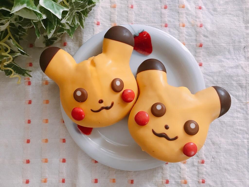 【ミスド】人気すぎてやばい!入手困難な《ピカチュウ ドーナツ》をついにGET♡_8