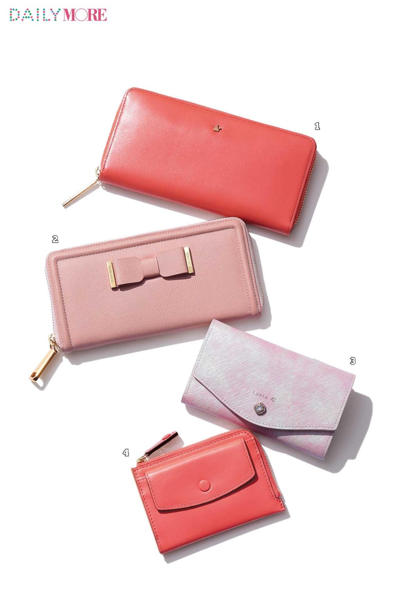 運も容姿も磨いてくれるのは、ピンク!? 2017年の開運カラー財布、教えます!_2