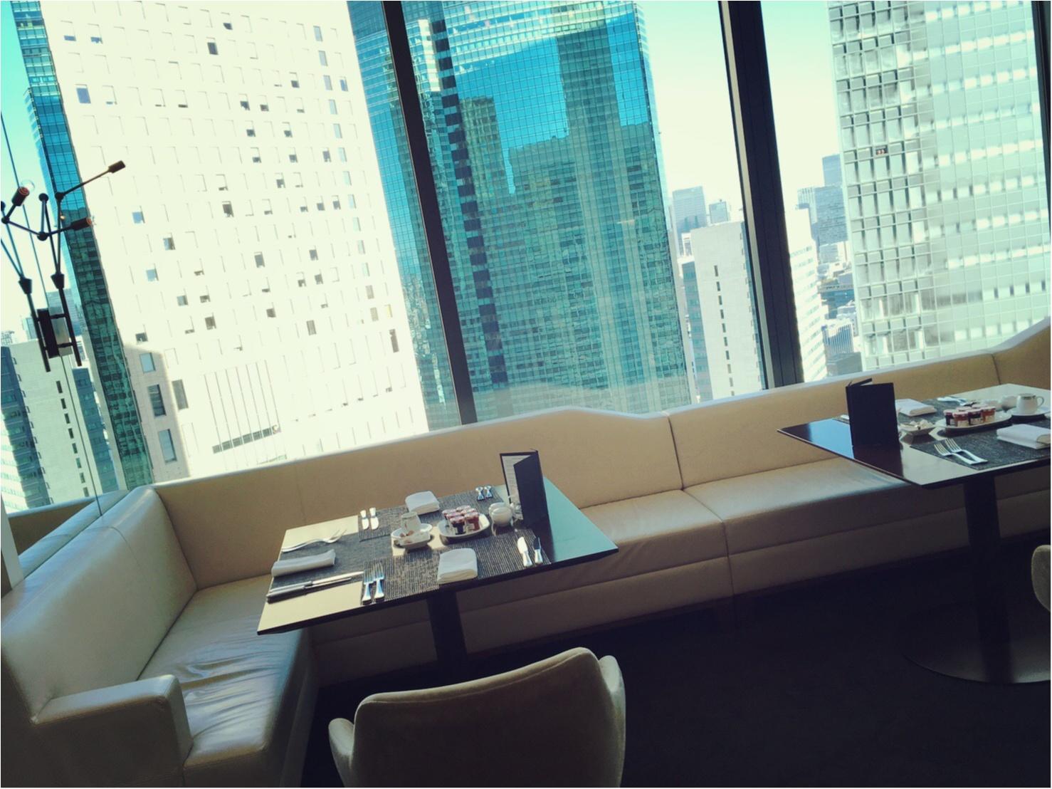 平日お休みをとっていこう!コンラッド東京の朝食ビュッフェが最高。4347円→3500円で♡_5