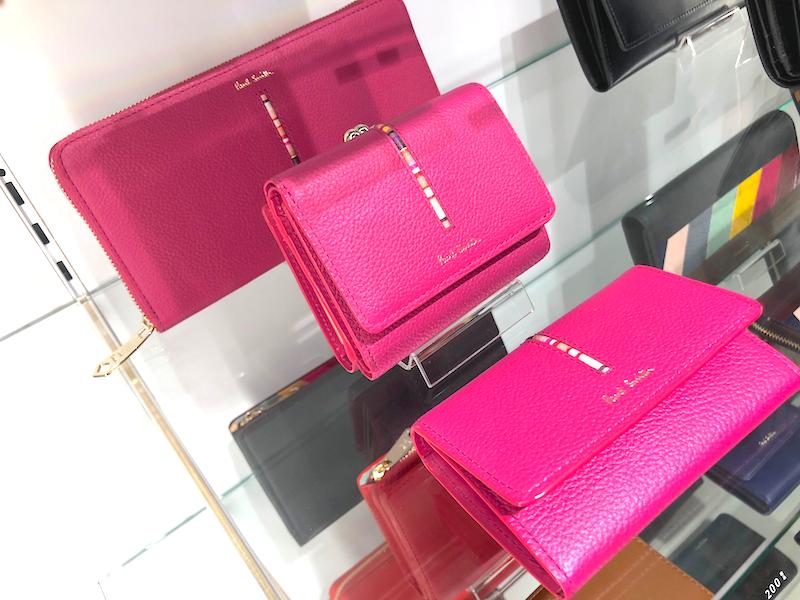 限定カラーは鮮やかなピンク