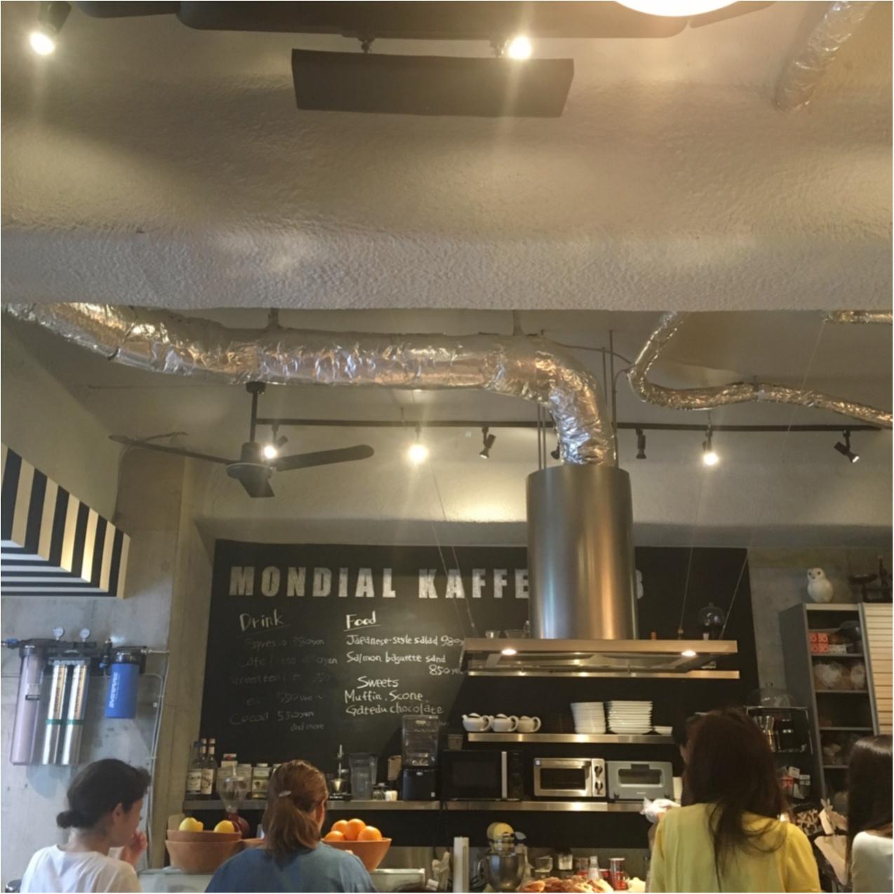 【大阪】 美しいラテアートに心ときめく♡♡フォトジェニックなコーヒーはいかが?_2
