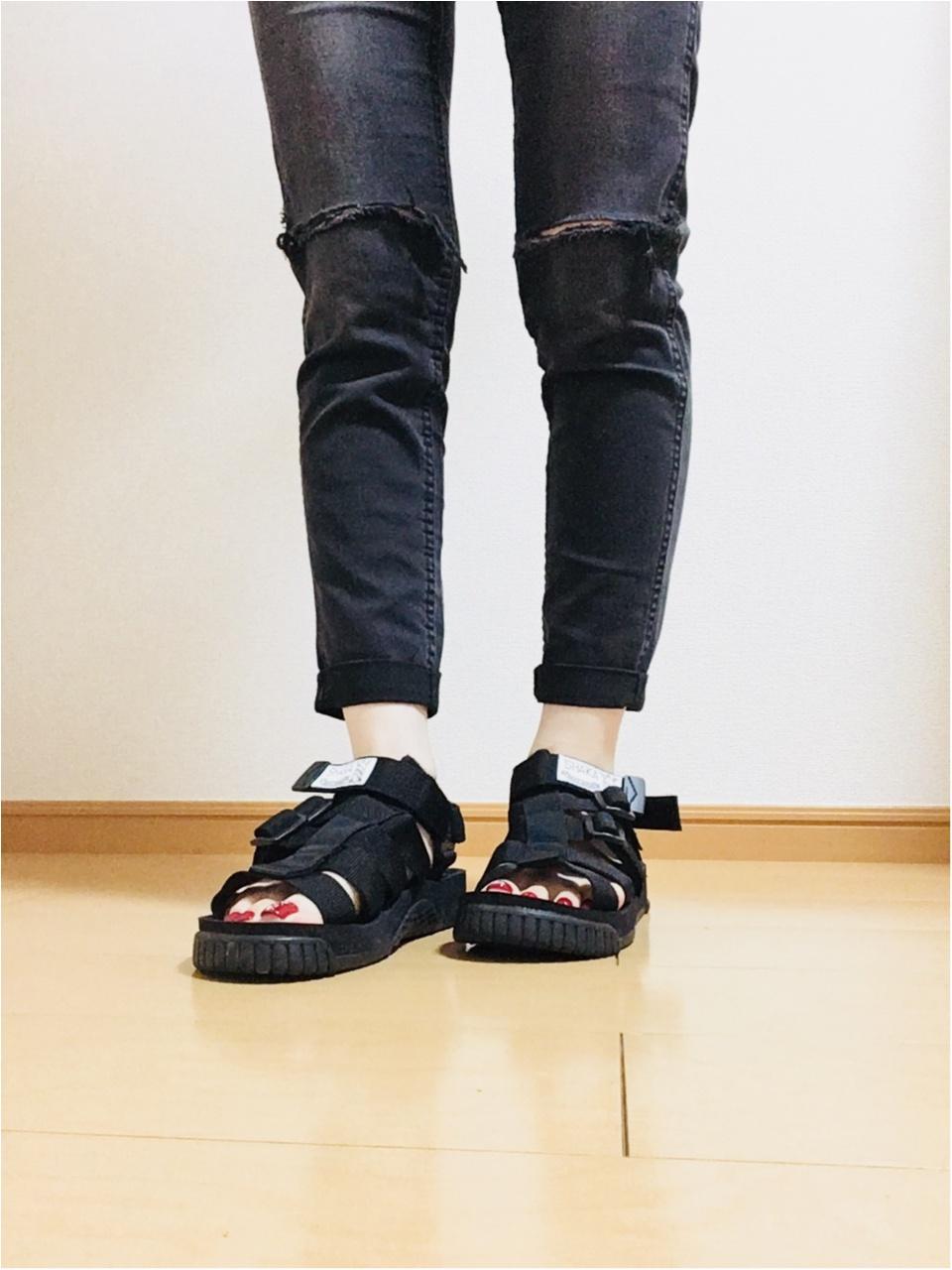 トレンド感◎機能性◎【SHAKA】のスポーツサンダル♡_3