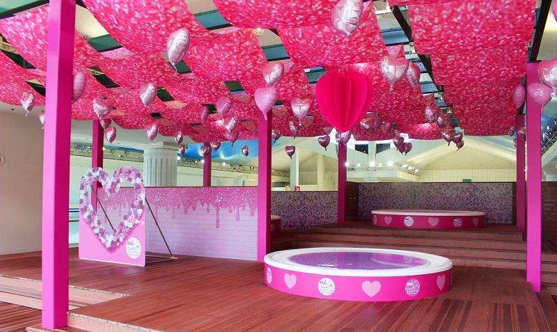全身PINKなら入場料半額!! 温泉もスイーツも館内すべてピンク♡ 女子旅は『箱根小涌園ユネッサン』で決まり【#桜 2019 17】_3