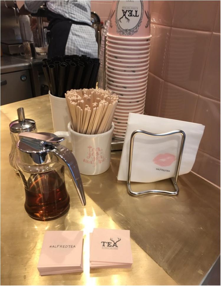 【CAFE】LAで大人気!待望のOpen❤ #ALFREDTEAROOM 最速レポ⋈_11